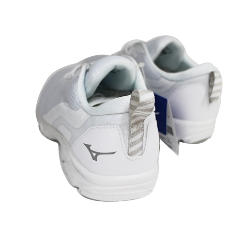 Mizuno 美津濃 EZRUN ALTAIR 基礎 耐磨 慢跑鞋 J1GC185501 白 [陽光樂活]