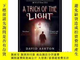 二手書博民逛書店A罕見Trick of the Light: An Inspector McLevy ...-光的把戲:一個麥克利