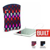 【A Shop】BUILT NY Slim Neoprene Sleeve iPad4/iPadAir /Air2防塵防震內袋-A-SSD2共二色