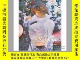二手書博民逛書店John罕見Singer Sargent:Figures and