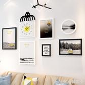 壁畫 現代簡約客廳沙發背景墻裝飾畫餐廳壁畫飯廳墻畫走廊墻  莫妮卡小屋 YXS