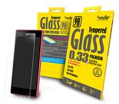 【唐吉】hoda【Sony Xperia M4】2.5D高透光9H鋼化玻璃保護貼(半版)