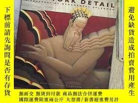 二手書博民逛書店NEW罕見YORK DETAIL 紐約細節Y203004