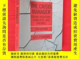 二手書博民逛書店The罕見Crisis Manager: Facing Disa