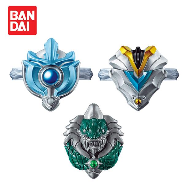 【日本正版】超人力霸王大河 DX 變身鑰匙環套組 03 變身手環 配件系列 玩具 鹹蛋超人 奧特曼 389125