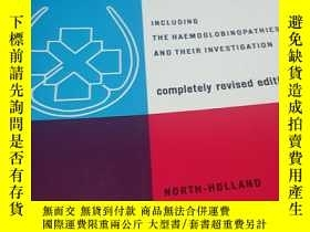 二手書博民逛書店man s罕見haemoglobins:including th