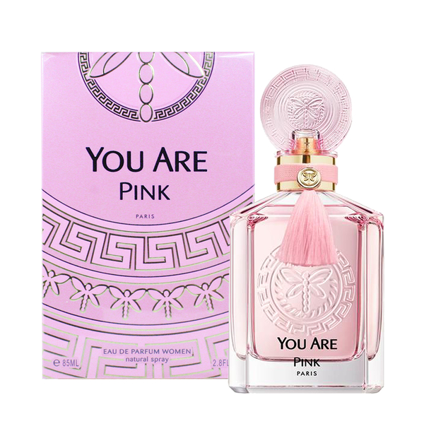 【Geparlys】You Are Pink 粉漾花園 女性淡香精 85ml