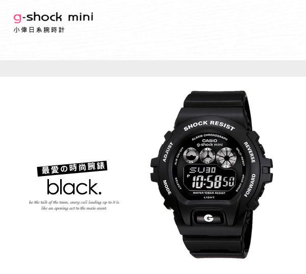 g-shock mini 數位運動錶 秒殺款 gmn-691-1ajf 日限 g-shock 現貨+排單 熱賣中!