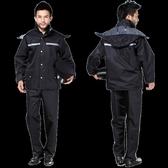 雨衣 誠族雨衣雨褲套裝分體成人男女單人摩托電動車外賣雙層防暴雨雨衣【快速出貨】