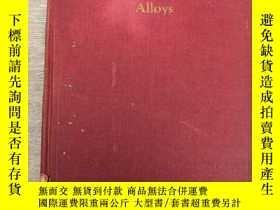 二手書博民逛書店COPPER罕見AND COPPER ALLOYS (H519)