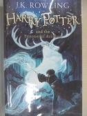 【書寶二手書T1/原文小說_B26】Harry Potter and the Prisoner of Azkaban_J.K. Rowling