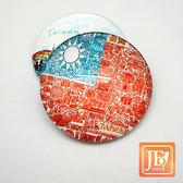 JB Design 玻璃磁鐵729_ 國旗插畫