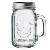 梅森公雞杯玻璃杯帶蓋奶茶杯水果透明飲料果汁杯吸管水杯創意潮流【寶貝開學季】