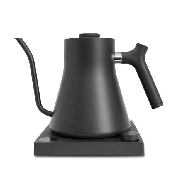 金時代書香咖啡 FELLOW STAGG EKG600 電子溫控黑壺 600ml HG2414