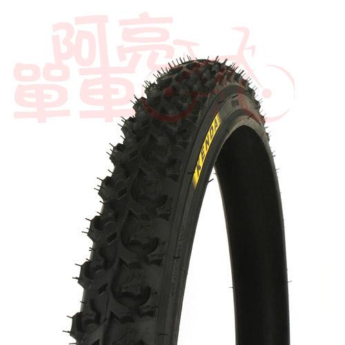 *阿亮單車*KENDA 20吋自行車越野外胎(K831),20X1.75(47-406),黑色《A23-805》