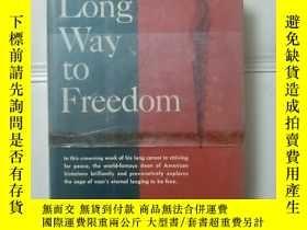 二手書博民逛書店The罕見Long Way to FreedomY427155 James T.Shotwell bobbs_