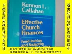 二手書博民逛書店Effective罕見Church Finances: Fund