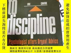 二手書博民逛書店DARE罕見TO DISCIPLINE【英文原版】Y19246 DR JAMES DOBSON NEW YOR