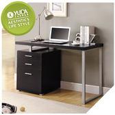 書桌【YUDA】康迪仕 胡桃色 寫字桌/工作桌/電腦桌 J9S 574-2