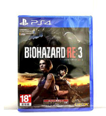PS4 惡靈古堡3 重製版 生化危機3 Biohazard 3 Re 重製版 中文版 實品如圖