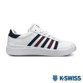 K-SWISS Heritage Light Stripes L SE休閒運動鞋-女白/藍/紅