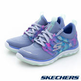 SKECHERS(童) 女童系列 DIAMOND RUNNER - 81560LGYLV