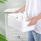【大】日式桌面收納盒 收納籃 桌面收納 抽屜收納 SIN7027