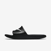Nike W Kawa Shower [832655-001] 男女 涼鞋 拖鞋 休閒 海灘 游泳 戲水 輕量 防水 黑