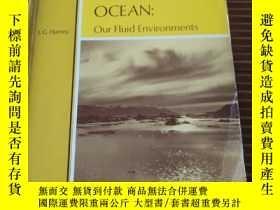 二手書博民逛書店Atmosphere罕見and Ocean: Our Fluid EnvironmentsY316310