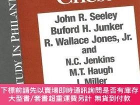 二手書博民逛書店Community罕見ChestY255174 John R. Seeley Routledge 出版198