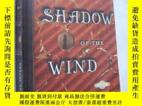 二手書博民逛書店THE罕見SHADOW OF THE WINDY146810 C