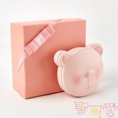 乳牙紀念盒牙齒收納盒子乳牙盒兒童臍帶胎毛收藏盒【聚可愛】
