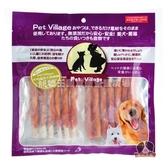 【寵物王國】魔法村Pet Village/PV-124-200P02 PV牛奶雞肉大棒棒腿200g