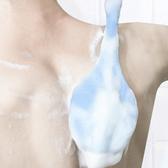 ✭慢思行✭【N392】環保小麥長柄沐浴刷 洗浴 搓澡 軟毛刷 搓泥去污浴擦 刷背 洗澡 毛刷