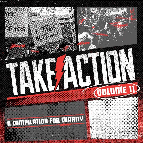 龐克任務11 合輯 雙CD TAKE ACTION 11 美國加州獨立廠牌 (音樂影片購)