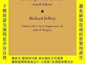 二手書博民逛書店Formal罕見Logic-形式邏輯Y436638 Richard Jeffrey Hackett Publi
