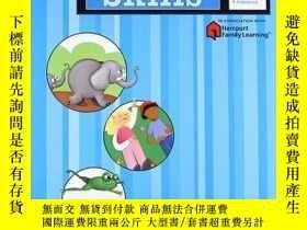 二手書博民逛書店英文原版罕見Flash Kids 閱讀技能:2年級 Readin