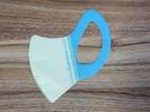 BNN鼻恩恩醫用超立體3D口罩@成人-黃色藍耳帶@材質佳超好戴 無痛耳帶 柔軟舒適 無異味 一盒50片