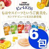 【寵物王國】MonPetit貓倍麗-Puree Kiss小鮮肉泥(10gx4包)系列 x6包組 ★加贈貓倍麗保冷袋 x1個