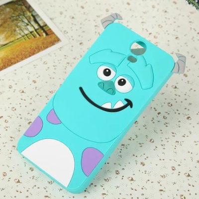 88柑仔店~ 怪獸大學毛毛怪跳跳虎 HTC One M9手機套Plus矽膠包 E9+保護套殼