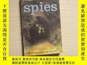 二手書博民逛書店MICHAEL罕見FRAYN:SPIES【017】有書套見圖Y2