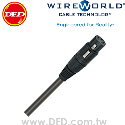 WIREWORLD EQUINOX 7 春分 1.0M Balanced Interconnect 類比平衡線 原廠公司貨