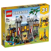 LEGO樂高 31120 中世紀古堡 玩具反斗城