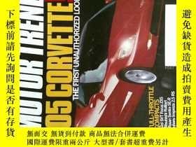 二手書博民逛書店MOTOR罕見TREND 汽車雜誌 2004 01 外文原版過期期刊雜誌Y14610
