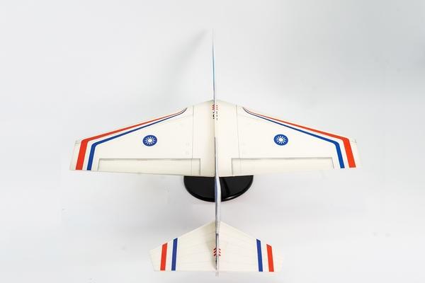經國號戰機紙模型(不含腳架)
