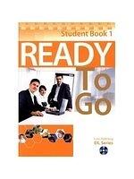 博民逛二手書《Ready to Go Student Book 1 (with