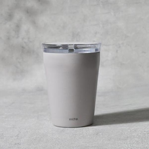 日本CB Japan mlte系列陶瓷漆保冷保溫手拿杯240ml-共2色