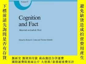 二手書博民逛書店Cognition罕見And Fact - Materials