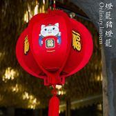 小紅燈籠掛飾新年春節過年裝飾用品戶外喜慶結婚掛件場景布置豬年 概念3C旗艦店