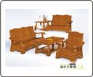 {{ 海中天休閒傢俱廣場 }} J-42 摩登時尚 客廳系列 303-1 306型組椅全組(1+2+3+大小茶几)